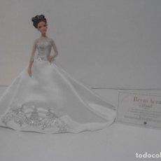 Barbie y Ken: BARBIE DE COLECCION, REEM ACRA BRIDGE, CERTIFICADO DE AUTENTICIDAD, 2007 MATTEL. Lote 288875453