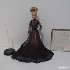 Barbie y Ken: BARBIE DE COLECCION, NOLLAN MILLER, SHEER ILLUSION, CERTIFICADO DE AUTENTICIDAD, 1999 MATTEL. Lote 215245601