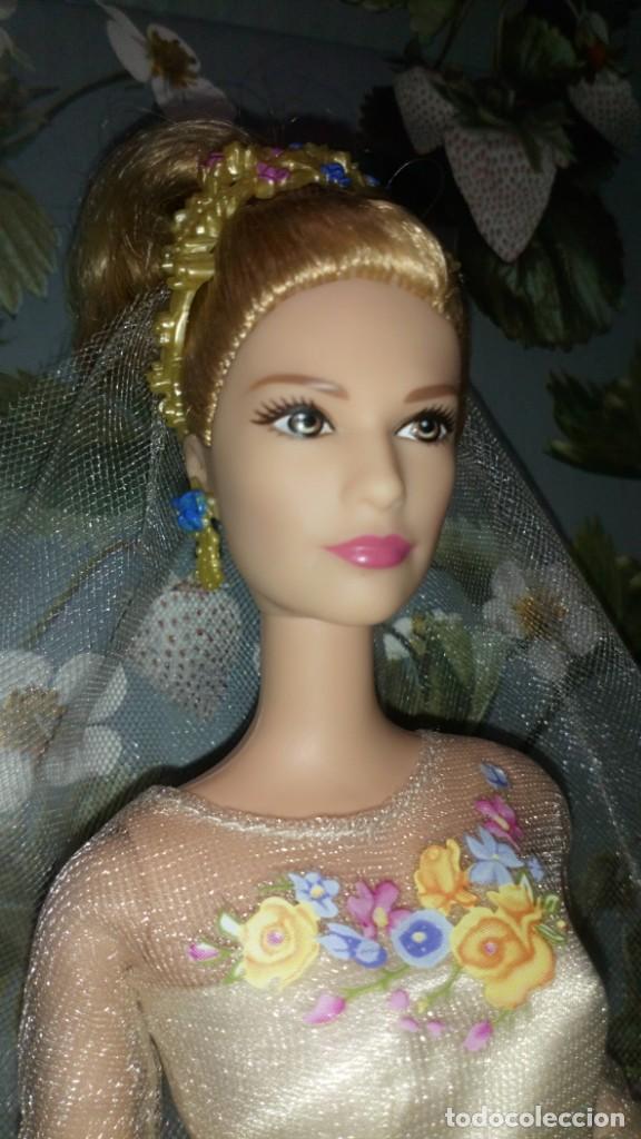 Barbie y Ken: GUAPISIMA MUÑECA BARBIE CENICIENTA-CINDERELLA, NOVIA, DIA DE BODA-WEDDING DAY - MATTEL - 2014 - Foto 4 - 215391695