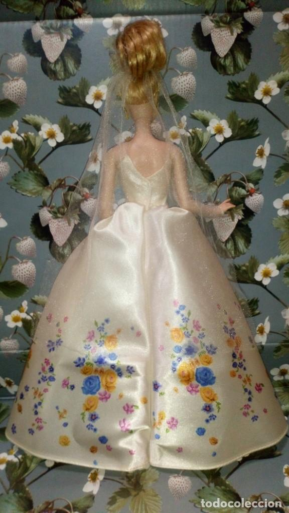 Barbie y Ken: GUAPISIMA MUÑECA BARBIE CENICIENTA-CINDERELLA, NOVIA, DIA DE BODA-WEDDING DAY - MATTEL - 2014 - Foto 8 - 215391695