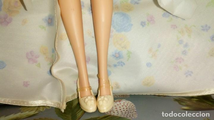 Barbie y Ken: GUAPISIMA MUÑECA BARBIE CENICIENTA-CINDERELLA, NOVIA, DIA DE BODA-WEDDING DAY - MATTEL - 2014 - Foto 9 - 215391695