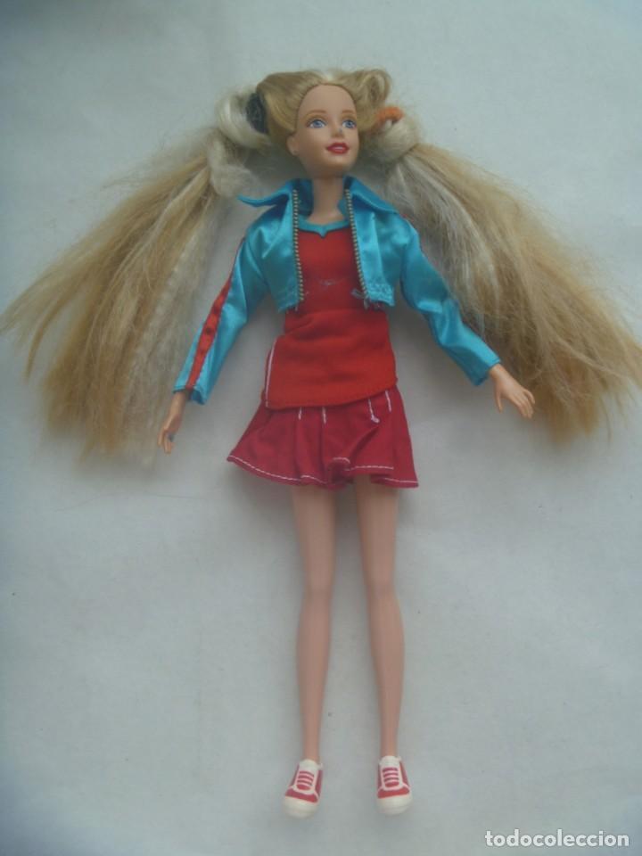 PRECIOSA BARBIE DE MATTEL, 1995. MADE IN INDONESIA (Juguetes - Muñeca Extranjera Moderna - Barbie y Ken)