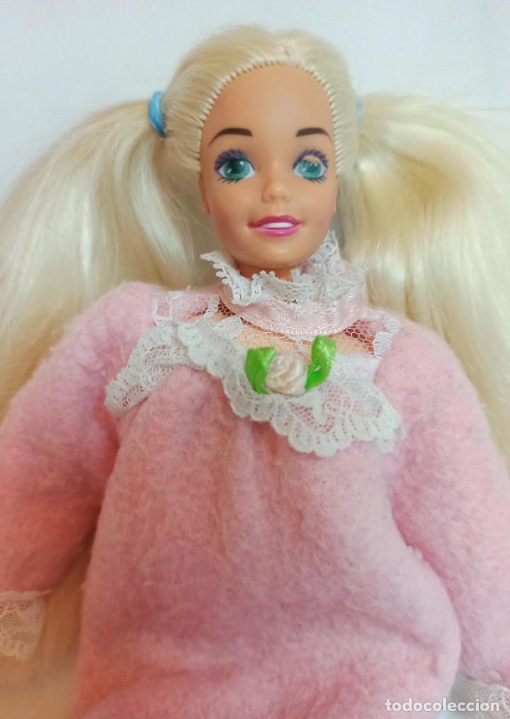 Barbie y Ken: Muñeca coleccion Barbie Nº420 Dulces sueños 1999 - Foto 2 - 215573405