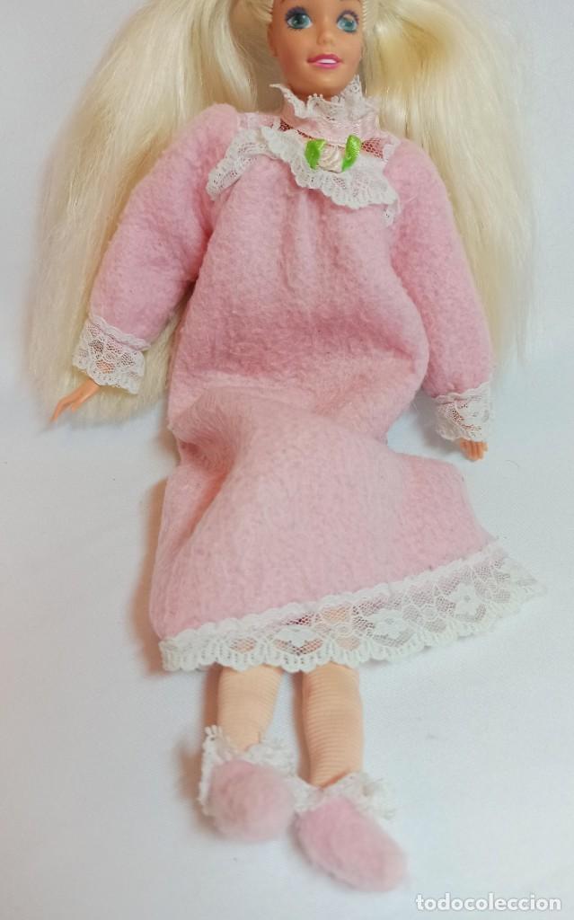Barbie y Ken: Muñeca coleccion Barbie Nº420 Dulces sueños 1999 - Foto 3 - 215573405