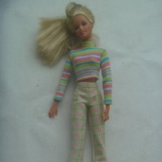 Barbie y Ken: FIGURA DE BARBIE . DETRAS PONE MATTEL INC 1995 CHINA. Lote 215608786