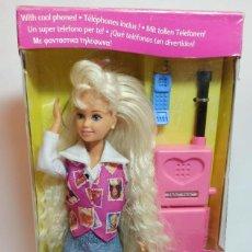 Barbie y Ken: MUÑECA COLECCION BARBIE Nº445 BARBIE SKIPPER PHENE FUN. Lote 215952077