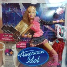 Barbie y Ken: MUÑECA COLECCION BARBIE Nº448 BARBIE AMERICAN IDOL. Lote 215953265