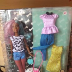Barbie y Ken: BARBIE FASHIONISTA 42 MATTEL. Lote 216943390