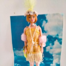 Barbie y Ken: BARBIE FLAPPER FASHION 1928. Lote 217078841