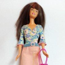 Barbie y Ken: MUÑECA COLECCION Nº478 BARBIE HIP. Lote 218322501