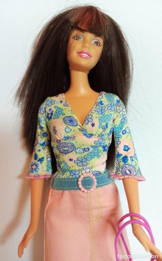 Barbie y Ken: Muñeca coleccion Nº478 Barbie Hip - Foto 2 - 218322501