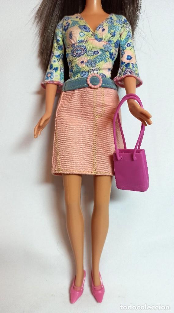 Barbie y Ken: Muñeca coleccion Nº478 Barbie Hip - Foto 3 - 218322501
