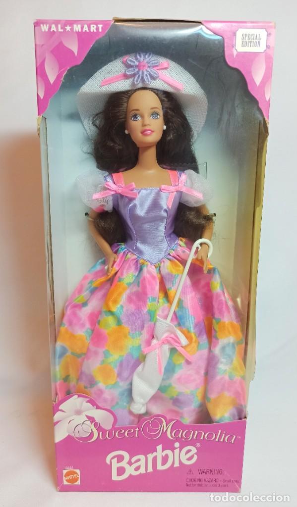 MUÑECA COLECCION Nº488 BARBIE SWEET MAGNOLIA TERESA 1996 (Juguetes - Muñeca Extranjera Moderna - Barbie y Ken)