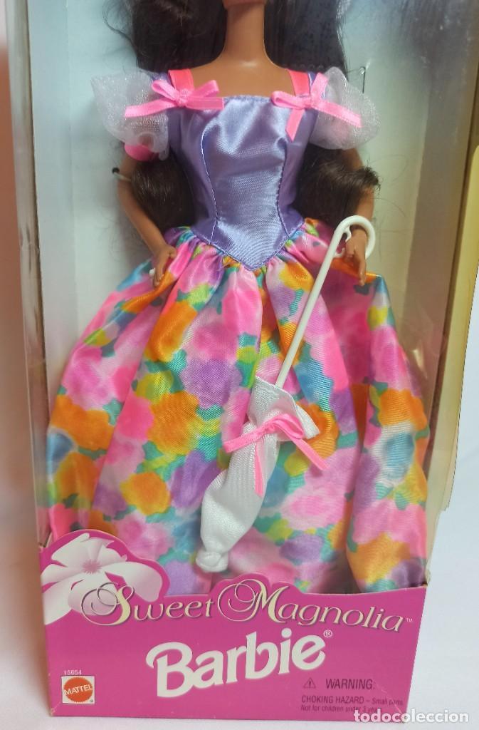 Barbie y Ken: Muñeca coleccion Nº488 Barbie Sweet Magnolia Teresa 1996 - Foto 3 - 240167455