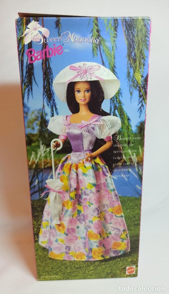 Barbie y Ken: Muñeca coleccion Nº488 Barbie Sweet Magnolia Teresa 1996 - Foto 4 - 240167455