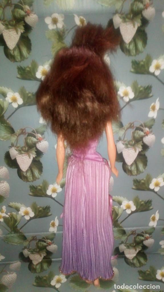 Barbie y Ken: BONITA MUÑECA BARBIE MEGARA DE HERCULES DE DISNEY - MATTEL - 1997 - Foto 3 - 218697546