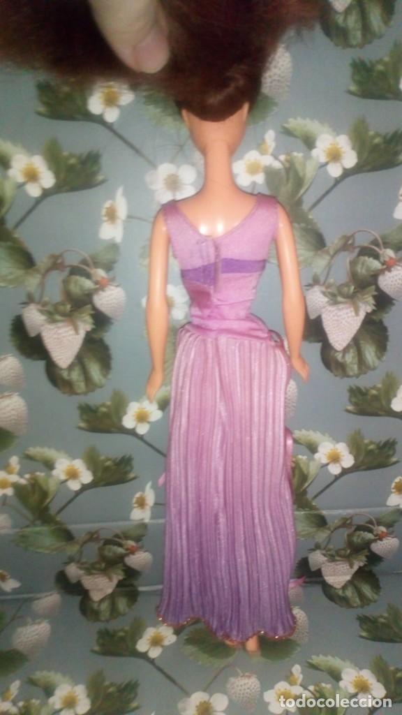 Barbie y Ken: BONITA MUÑECA BARBIE MEGARA DE HERCULES DE DISNEY - MATTEL - 1997 - Foto 4 - 218697546