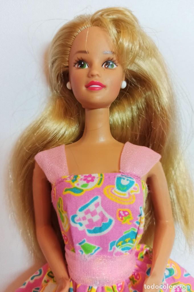 MUÑECA COLECCION Nº510 BARBIE TERESA 1994 (Juguetes - Muñeca Extranjera Moderna - Barbie y Ken)