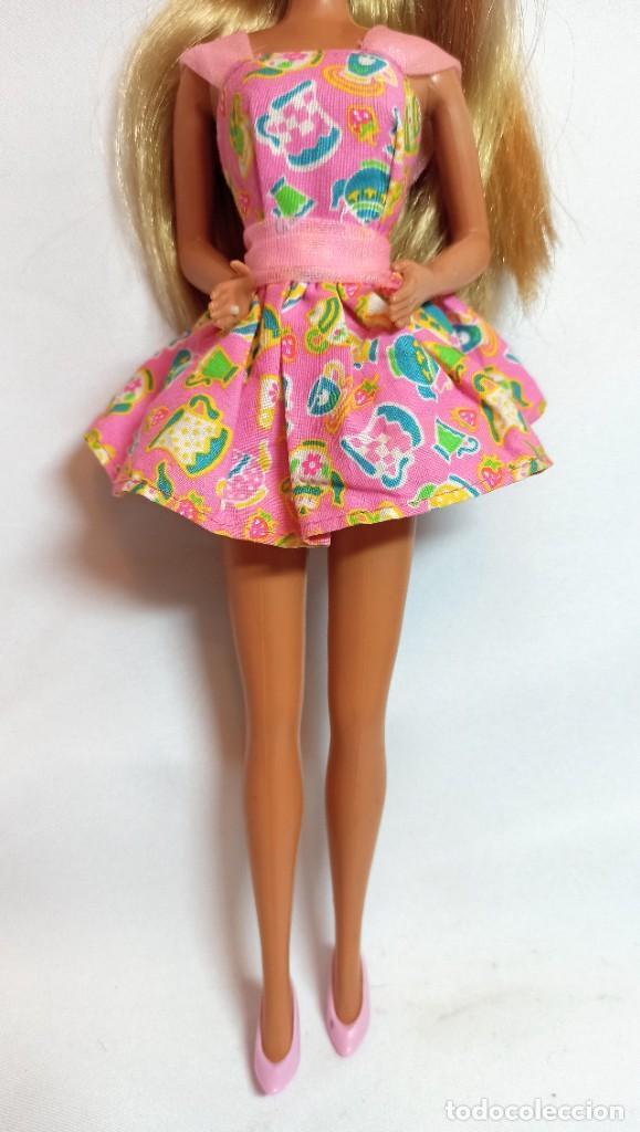 Barbie y Ken: Muñeca Coleccion Nº510 Barbie Teresa 1994 - Foto 3 - 218737612