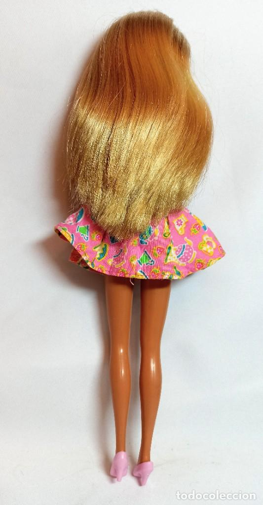 Barbie y Ken: Muñeca Coleccion Nº510 Barbie Teresa 1994 - Foto 4 - 218737612