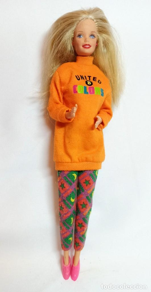 MUÑECA COLECCION Nº512 BARBIE BENETTON (Juguetes - Muñeca Extranjera Moderna - Barbie y Ken)
