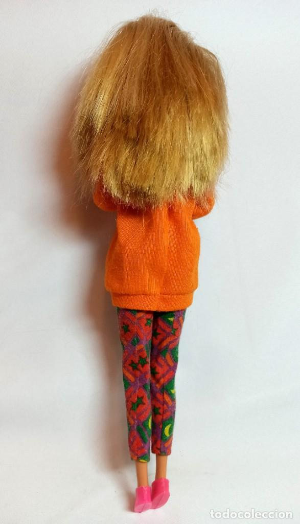 Barbie y Ken: Muñeca Coleccion Nº512 Barbie Benetton - Foto 4 - 218737762
