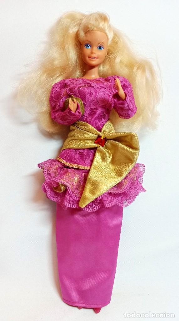MUÑECA COLECCION Nº514 BARBIE OSCAR DE LA RENTA SPAIN (Juguetes - Muñeca Extranjera Moderna - Barbie y Ken)