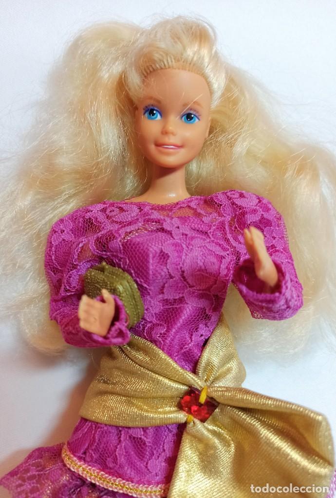 Barbie y Ken: Muñeca Coleccion Nº514 Barbie Oscar de la renta SPAIN - Foto 2 - 218737975