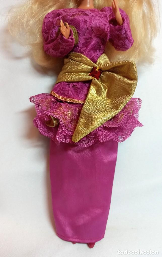 Barbie y Ken: Muñeca Coleccion Nº514 Barbie Oscar de la renta SPAIN - Foto 3 - 218737975
