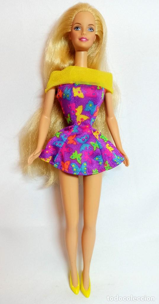 MUÑECA COLECCION Nº516 BARBIE FASHION GREETING CARDS (Juguetes - Muñeca Extranjera Moderna - Barbie y Ken)