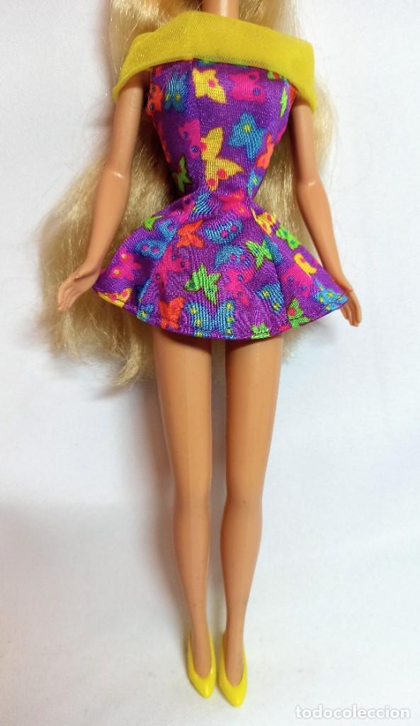 Barbie y Ken: Muñeca Coleccion Nº516 Barbie Fashion Greeting Cards - Foto 3 - 218738142