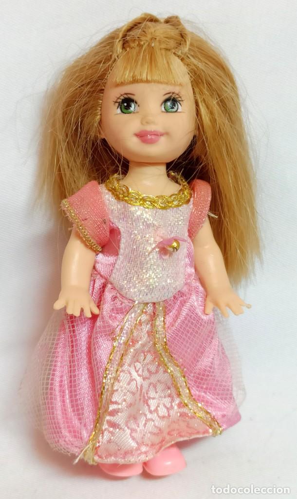 MUÑECA COLECCION Nº518 BARBIE SHELLY PRINCESA (Juguetes - Muñeca Extranjera Moderna - Barbie y Ken)