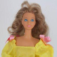 Barbie y Ken: BARBIE MAMÁ FAMILIA CORAZÓN ANIVERSARIO CON ANILLO Y VESTIDO ORIGINAL - CONGOST / MATTEL SPAIN, 1986. Lote 219236713
