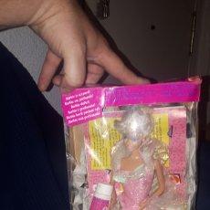 Barbie et Ken: BARBIE BEAUTY SECRETOS DE BELLEZA MATTEL 1991 EN CAJA LEER DESCRIPCION. Lote 219263301