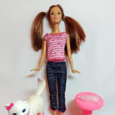Barbie y Ken: MUÑECA COLECCION Nº539BARBIE TOTTY TRAINING BLISSA. Lote 219331742