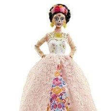 Barbie y Ken: BARBIE COLLECTOR DÍA DE MUERTOS 2020. Lote 219502687
