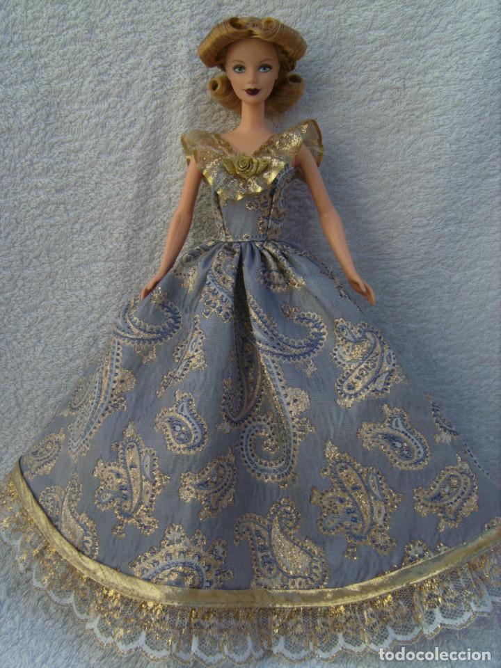 BARBIE ESTILO AÑOS 40 (Juguetes - Muñeca Extranjera Moderna - Barbie y Ken)
