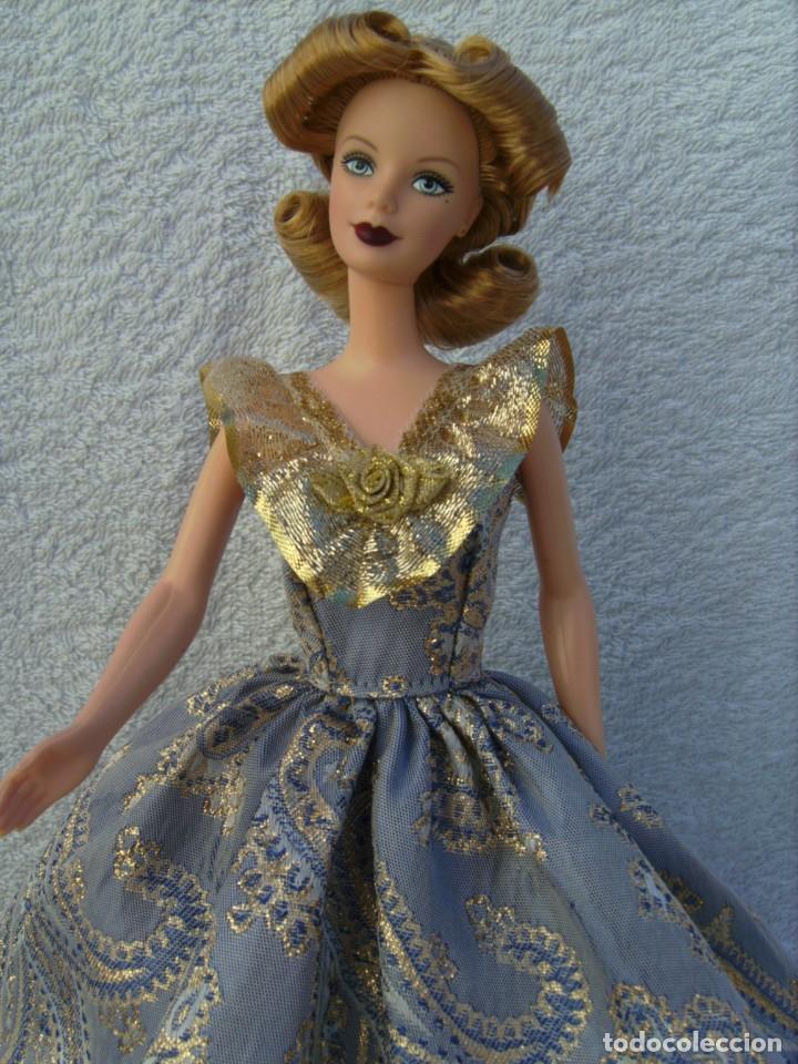 Barbie y Ken: Barbie estilo años 40 - Foto 2 - 220119038