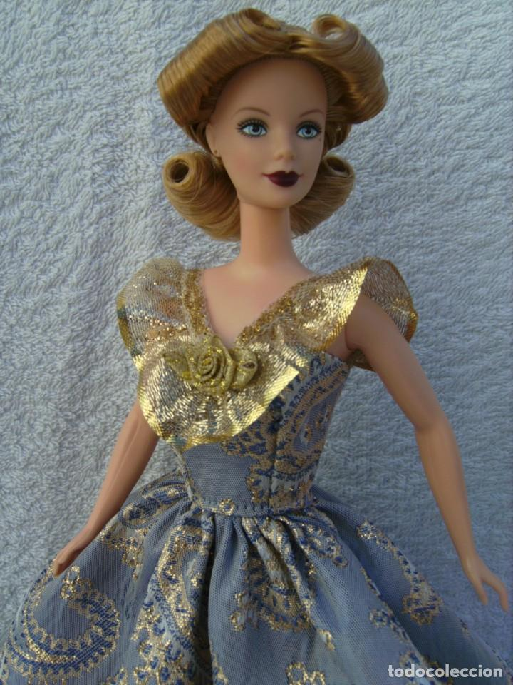 Barbie y Ken: Barbie estilo años 40 - Foto 4 - 220119038