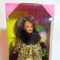 Barbie y Ken: MUÑECA COLECCION Nº568 BARBIE TERESA WILD STYLE 1992. Lote 220472058