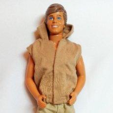 Barbie y Ken: MUÑECA COLECCION Nº573 KEN ANTIGUO CONJUNTO CAMEL.. Lote 220548717