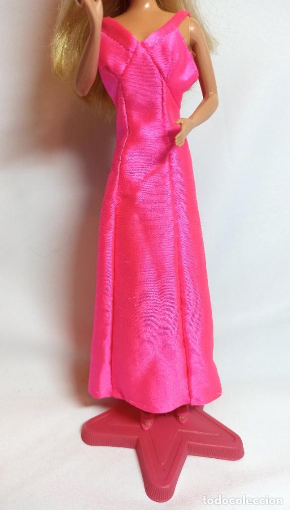 Barbie y Ken: Muñeca Coleccion Nº574 Barbie Super Start Fucxia de los 70 Philipinas - Foto 3 - 220548803
