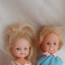 Barbie y Ken: PAREJA DE MUÑECOS SIMBA BAILARINA SHELLY KELLY?. Lote 220553878