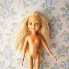 Barbie y Ken: MUÑECA BARBIE NIÑA RUBIA WEE FRIENDS MATTEL. Lote 220575143