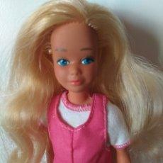 Barbie y Ken: SKIPPER AÑOS 80 BARBIE SUPERSTAR VINTAGE MATTEL. Lote 221177493