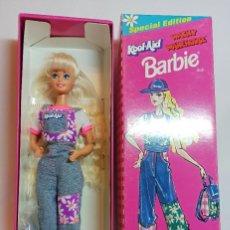 Barbie y Ken: COLECCION BARBIE Nº661 BARBIE KOOL-AID WACKY WAREHOUSE 1992. Lote 221598013