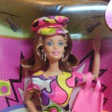 Barbie y Ken: COLECCION BARBIE Nº669 BARBIE SIXTIES FUN EDICION ESPECIAL. Lote 221601712