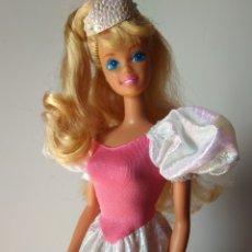 Barbie y Ken: MY FIRST PRINCESS BARBIE 1989 SUPERSTAR VINTAGE MATTEL. Lote 221611215