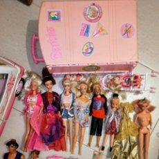 Barbie y Ken: FABULOSO LOTE BARBIE ORIGINALES. Lote 221627242