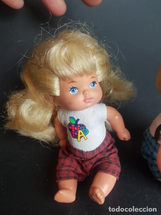 Barbie y Ken: alumnos de la barbie profesora años 90 - hermanos - Foto 3 - 221832408